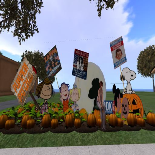Halloween election 2016