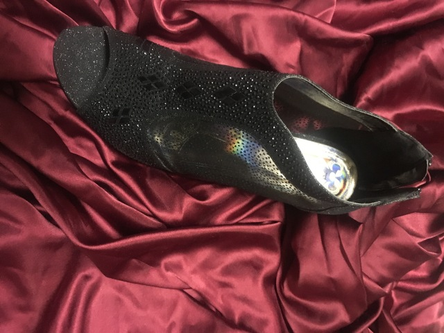Orphan shoe2